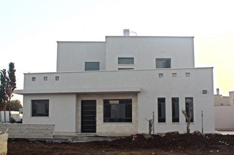 הבית בקיבוץ סער